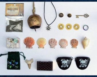 Treasure Island Adventure Package