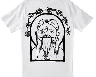 Flower Dude Shirt