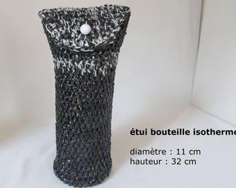 insulated bottle holder