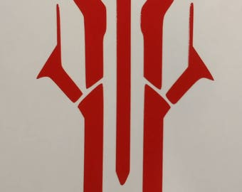 Destiny House Of Devils Faction Vinyl Decal