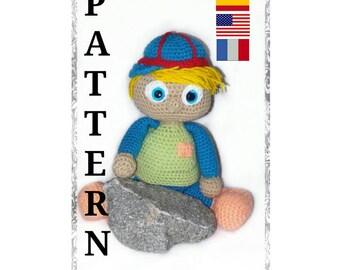 pattern amigurumi james, the rebel pdf english
