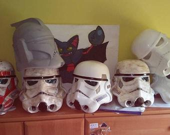 Stormtrooper Helmet Ready To Wear ANH Stunt (NovaElite,Sandtrooper,ShadowTrooper,Kit)
