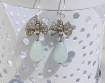 "Earrings ""Jade"""