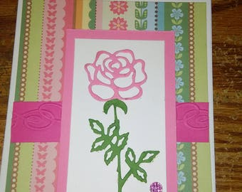 Handmade All occasion  Note Card