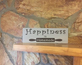 Homemade Happiness