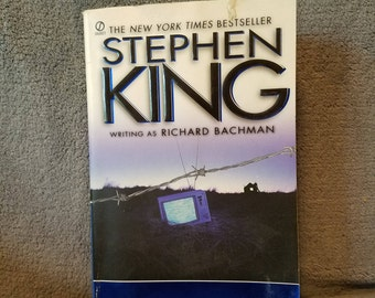 The Regulators - Stephen King