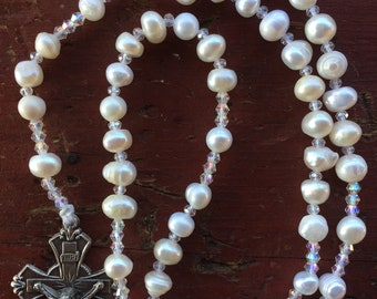 Wedding Rosaries for the Bride and Groom