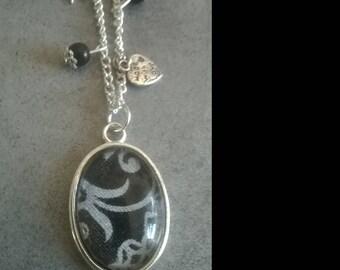 Pendant cabochon 18 * 25mm cabochon necklace