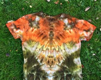 M/Unisex L Ice Dye T-Shirt