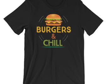 burger shirt - burger - hamburger - burger tshirt - hamburger shirt - cheeseburger shirt - burger tee