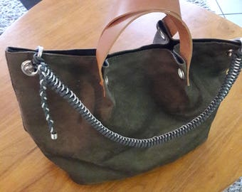 DOCK KHAKI BAG