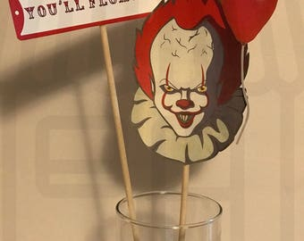 Pennywise Cake Topper