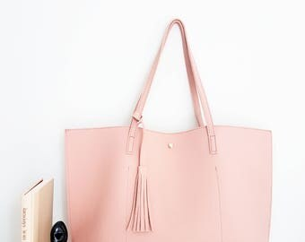 Jetsetter Bag - Peony Pink