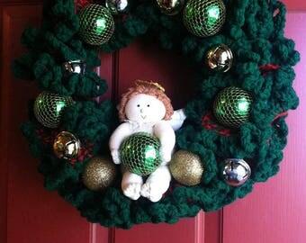 My Angel Wreath