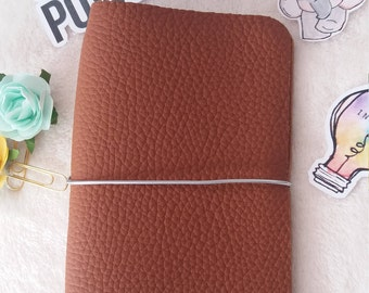 Notebook leather travel/traveler's notebook