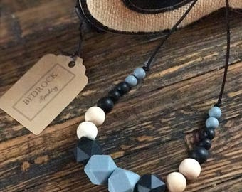 "The ""Bam Bam"" Teething Necklace"