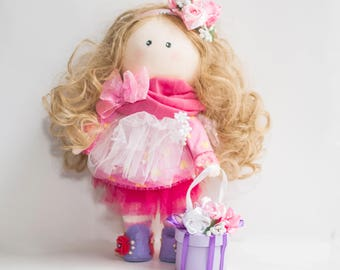 Handmade Doll Alice