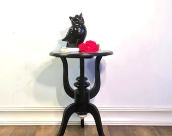 Round Accent / Side Table - Sold
