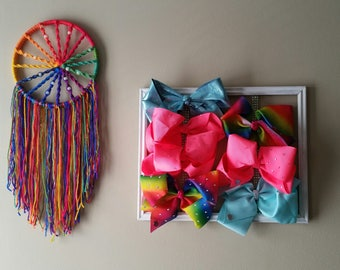 11x14 Hair Bow Storage