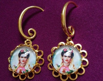 Our Lady of Frida Earrings