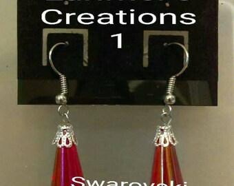 Swaroski Earring