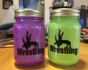 Wrestling, Youth Wrestling, Wrestler, Wrestling Gift, Youth Wrestling Gift, Wrestler Gift, MI Night Lights