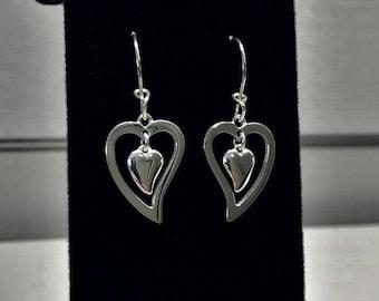Love in your Heart Earrings