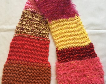 Sunrise Recycle Scarf