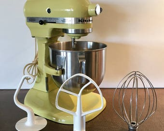 Vintage Kitchenaid Mixer Etsy