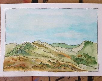Landscape study.2