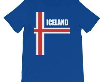 Iceland World Cup Shirt
