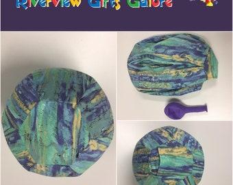 Balloon Ball Cover - Purple Pattern