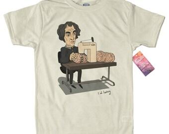 R. D. Laing T-Shirt Design