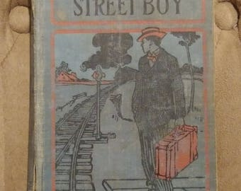 Julius, the Street Boy by Horatio Algers