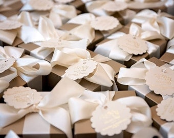 Wedding Favor/ Bridal Party Gift Boxes