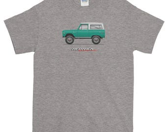 Hedrick Speedsports Bronco Short-Sleeve T-Shirt
