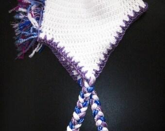 Unicorn Handmade Crochet Hat