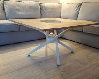 """""""Spiral"""" coffee table"""