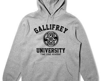 Gallifrey University Time Lord Academy Hoodie
