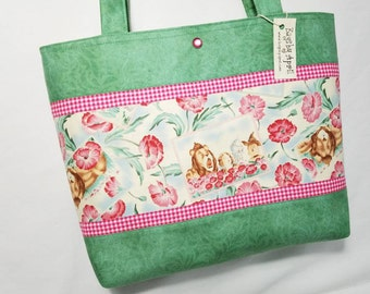 Wizard of Oz purse tote Bags by April fabric purse tote bag