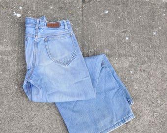 Vintage 70s Bullit Bell Bottoms Mens Jeans