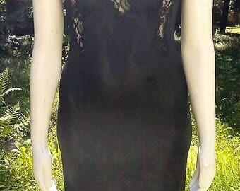 Beautiful Peek A Boo Lace Dress