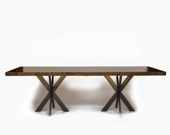 Urban Wood Goods Conference Table, Office Table, Office Furniture. Choice  Of Height,