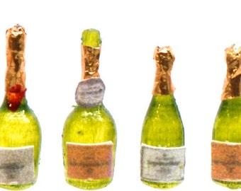 1:48 Champagne bottles kit NEW!!