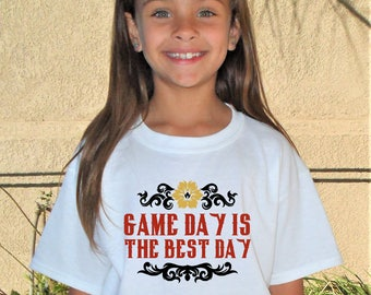 Game Day Is The Best Day Youth Shirt