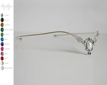wings tiara