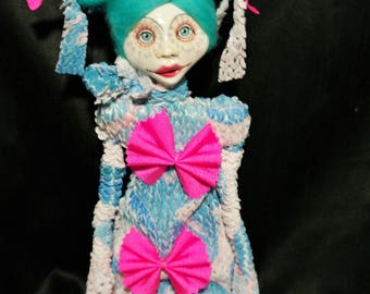 ooak art doll