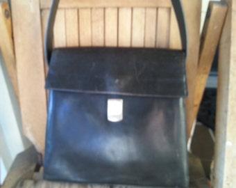 S A L E   ///   FURLA   ///   Leather Box Purse