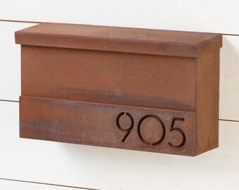 The Hyde Park Mailbox - Custom + Locking