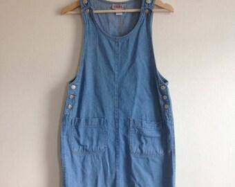 FADS Denim Vintage Jumper Dress
